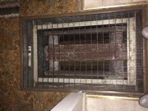 replace an oid floor furnace with a safer high efficiency