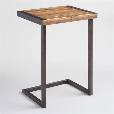 laptop desks metal edge laptop desk world market