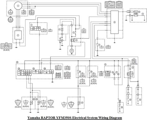 2001 yamaha warrior 350 wiring diagram wiring diagram