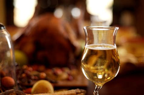 a thanksgiving wine list and festive cocktails