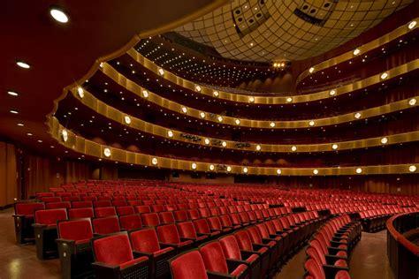 david h koch theater best seating david h koch theater jcj architecture