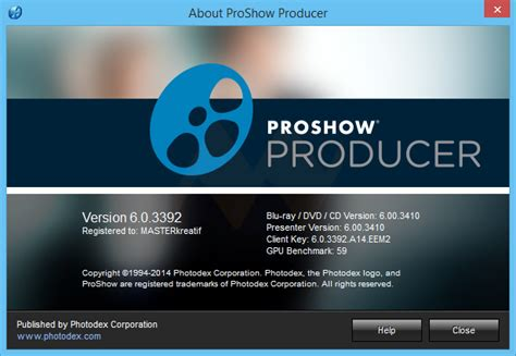 proshow producer templates photodex proshow producer 6 masterkreatif