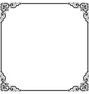 frame border template border frame clipart panda free clipart images