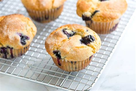 muffin recipes and easy blueberry muffins recipe