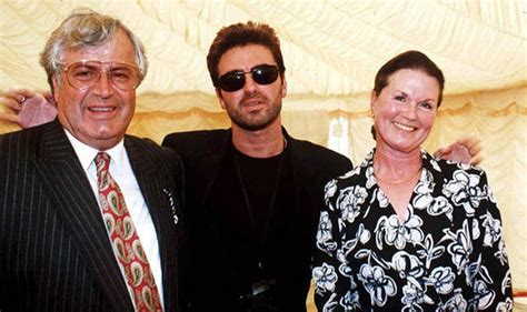 george michael s father george michael to be buried next to beloved mother in london uk news express co uk