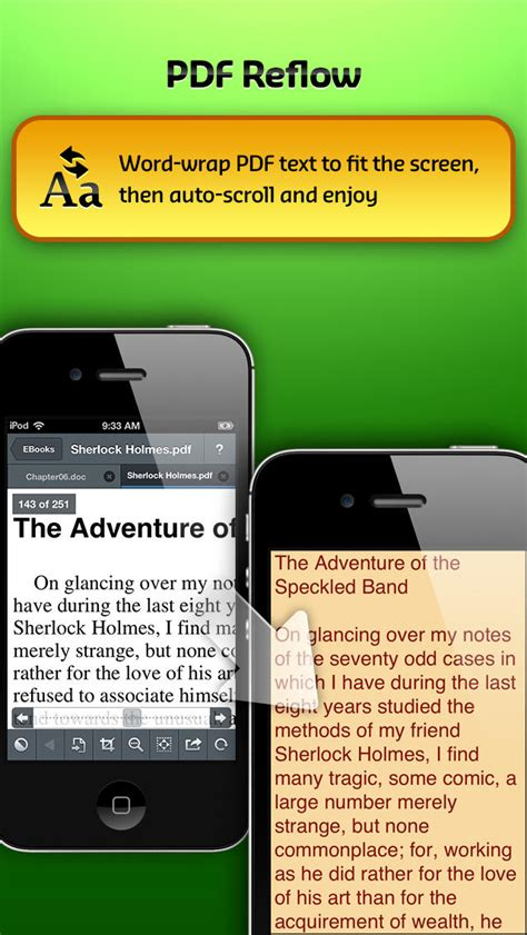 goodreader for android goodreader for iphone ios appcrawlr