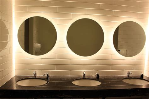public bathroom mirror bathroom design trends jamie sarner