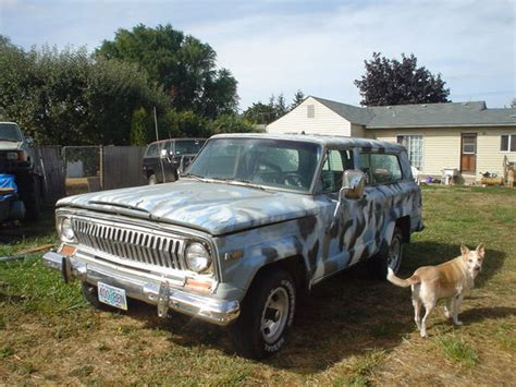 1970 Jeep Chief Another Thecountrykid 1970 Jeep Wagoneer Post 1266809 By