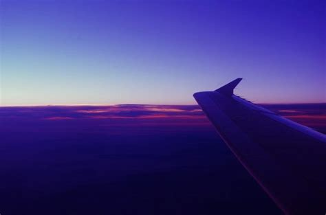 beautiful blue color airplane beautiful blue colour nature pink image