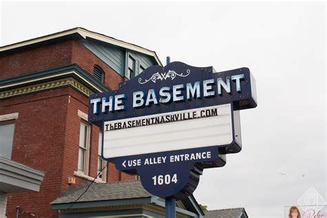 the basement hours the basement nashville guru