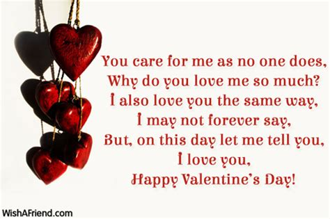 valentines poems for poems