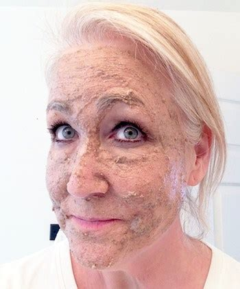 Exfoliating Masks by Make Your Own All Exfoliating Mask