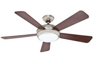 palermo 2013 ceiling fan hu 59049 in brushed nickel