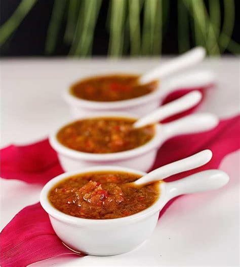 Sambal Makkris clicking away steamy kitchen recipes