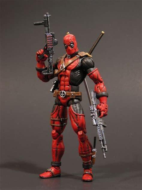 figure custom deadpool custom figure assemble