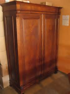 Clothing Armoire For Sale Burled Walnut Napoleon Iii Armoire For Sale