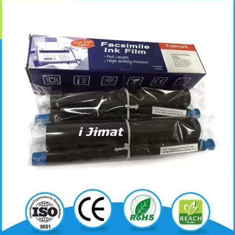 Tinta Fax Panasonic Kx Fp701 2rolls panasonic 57e kx fa57e compatible fax ink