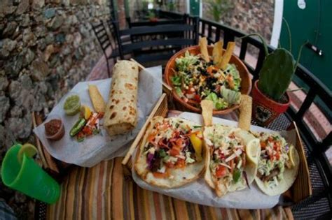 The Number To The Food St Office by Greengos Caribbean Cantina Amalie Restaurant