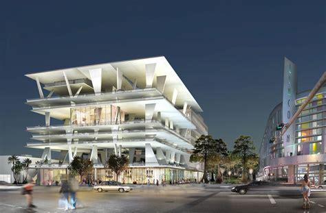 Miami Parking Garage by Herzog And De Meuron Miami Parking Garage Architecture
