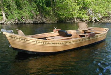 punt drift boat small wood boats plans free html autos post