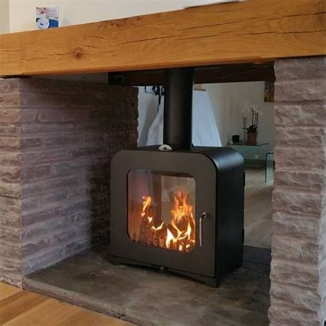 contemporary wood burning fireplace best 25 contemporary wood burning stoves ideas on