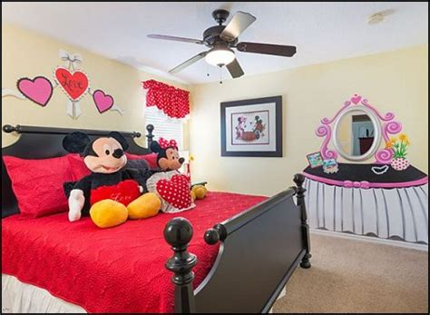 mickey and minnie mouse bedroom decorating theme bedrooms maries manor minnie mouse
