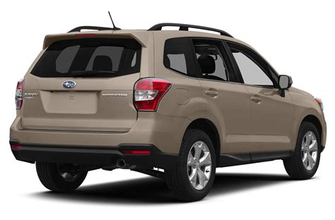 2014 Subaru Forester Price Photos Reviews Features