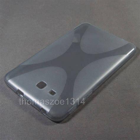 Samsung Tab 3 Lite 3g Sm T111 soft tpu back cover skin for samsung galaxy tab 3 lite 7 0 3g sm t111 t110 ebay