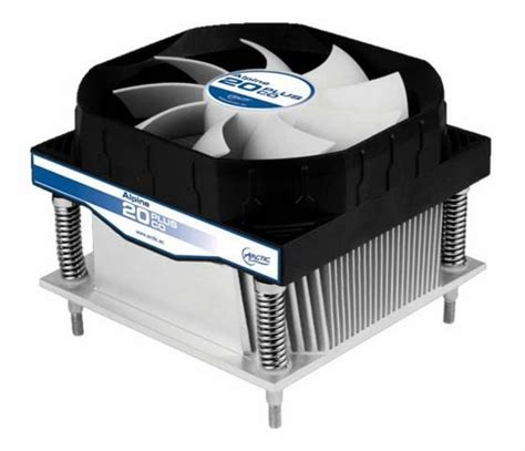lga 2011 cpu fan arctic alpine 20 plus intel socket lga 2011 cpu cooler