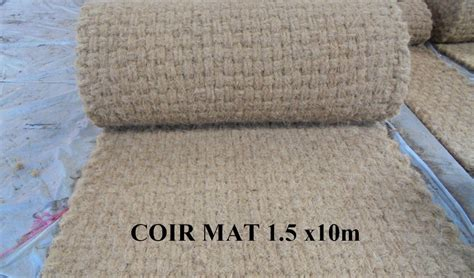 10 Mm Coir Matting by Coconut Fiber Coir Mat Coir Net Door Mat Wa