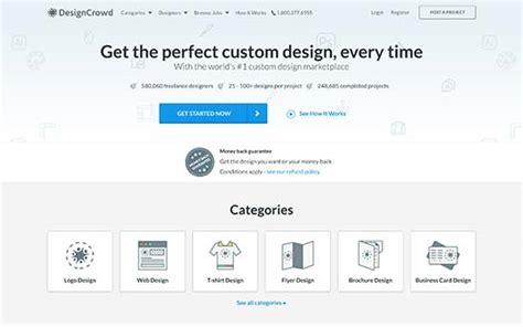 designcrowd payment methods 8 best places to get a custom logo for your wordpress website