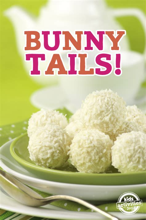 Easter Treats From Me To You by Easter Treats Can Make Bunny Tails Activities
