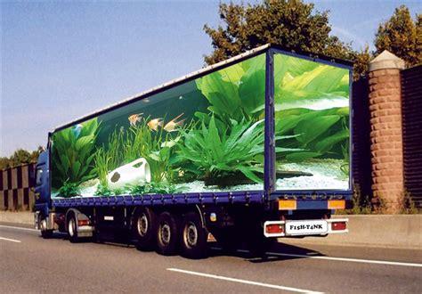 Mainan Truck Container Aquarium moving fish tanks and aquariums around sacramento