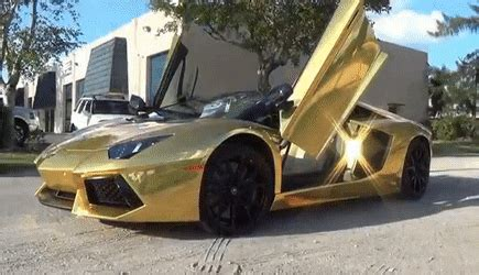 lamborghini custom gold gold lamborghini aventador roadster by custom wrap design