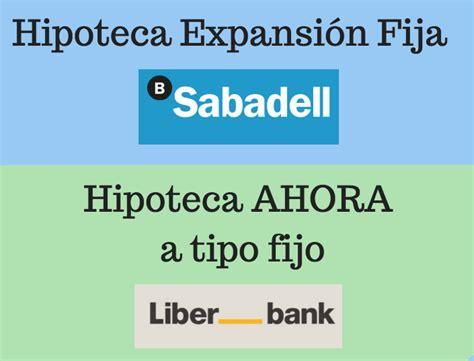 comparativa de hipotecas banqueando comparativa de hipotecas con vinculaciones liberbank vs