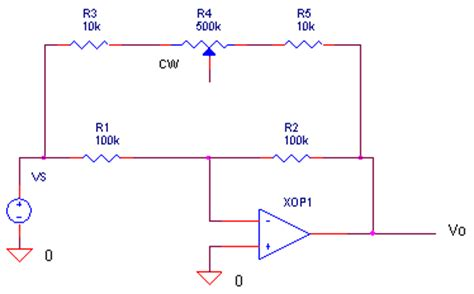 capacitor low frequency open circuit audio tone controls