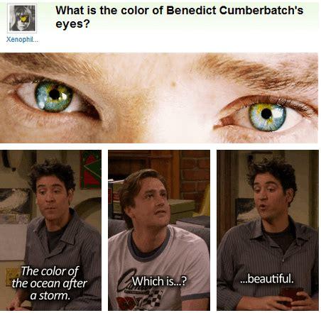 benedict cumberbatch eye color what color are benedict cumberbatch s pop culture