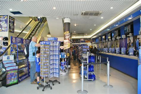 chelsea store stamford bridge chelsea fc images fulham london