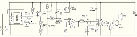 pulse induction detector circuit trying to understand pi metal detector circuit page 1