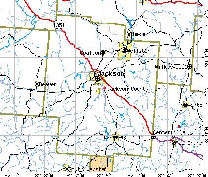 Jackson County Ohio Records Transportation In Jackson County Ohio