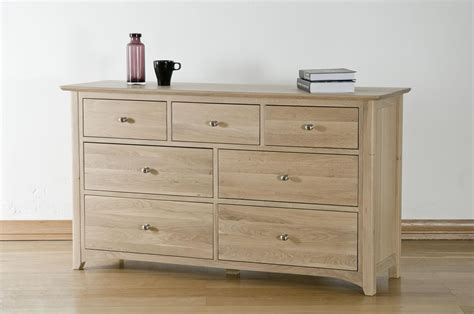 oak bedroom dressers kingswood solid oak bedroom furniture 3 over 4 wide chest