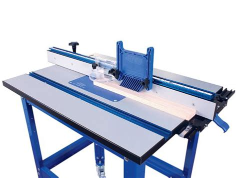 kreg precision router table kreg professional carpenters precision router table system prs1040 ebay