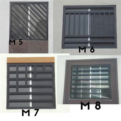 imagenes rejas minimalistas herreria a domicilio rejas protector de ventana