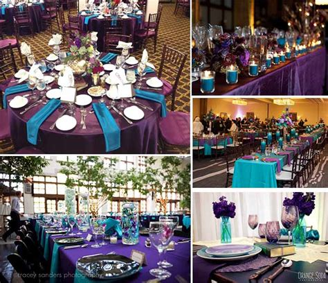 teal and purple decorations purple and teal wedding archives happyinvitation