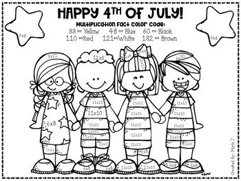 happy 4th of july color by numbers coloring book for adults a patriotic color by number coloring book with american history summer color by number coloring books volume 28 books 4th of july mixed multiplication color by number by