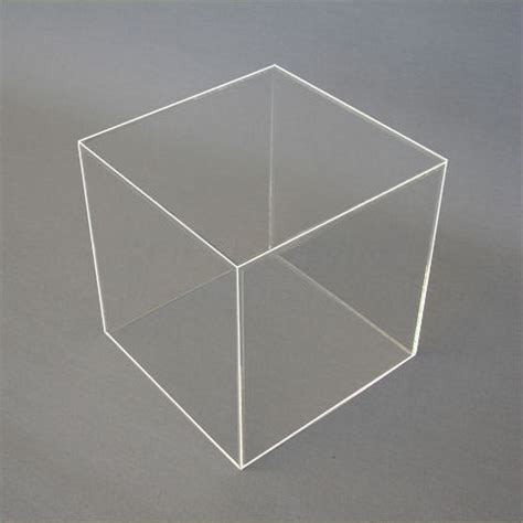 Box Acrylic Plastic 8x4x5 5 Cm 10cm clear acrylic display cube box