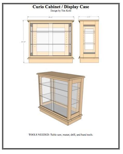 curio cabinet woodworking plans woodworking plans curio cabinet display
