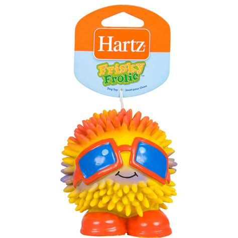 hartz toys hartz frisky frolic assorted may vary best selling products at walmart