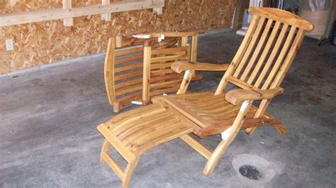 wooden deck chair plans palm tree wood carving