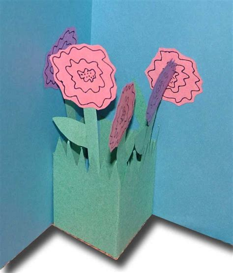 Pop Up Paper Crafts - church ideas cards ideas crafts cards pop up cards